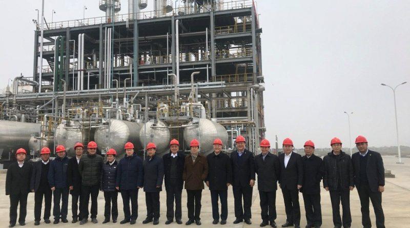 固载离子液体催化CO2转化制备DMC-EG绿色工艺通过鉴定