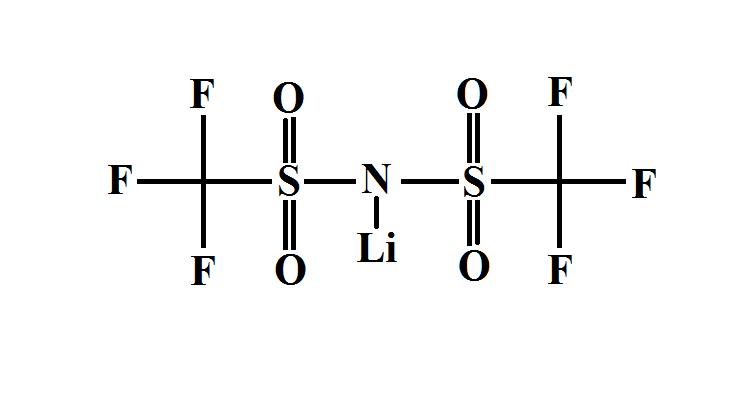 双三氟甲磺酰亚胺锂(LiTFSI)质检单99.9%