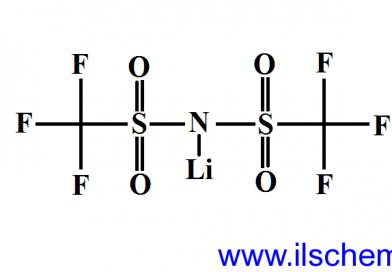 双三氟甲烷磺酰亚胺锂适用于玻璃纤维、聚丙烯复合材料