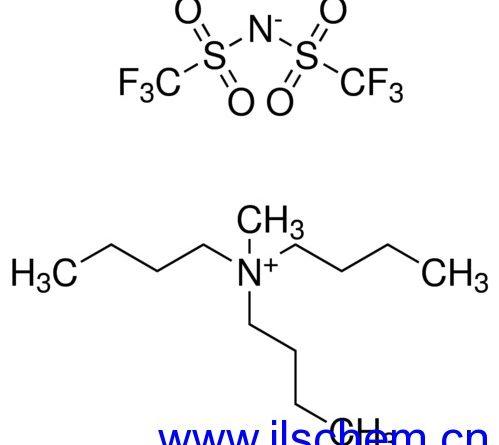 离子液体三丁基甲基铵双三氟甲磺酰亚胺盐(TBMA-TFSI)抗静电剂抗静电优势