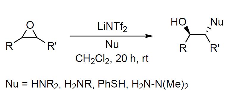 环氧开环反应催化剂 – LiNTf2(LiTFSI)双三氟甲烷磺酰亚胺锂